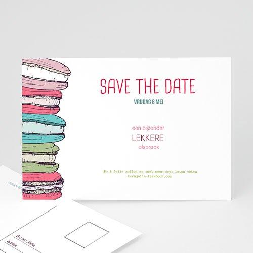 Save the date kaartjes - Lekker zoet 24156 thumb
