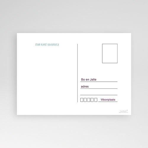 Save the date kaartjes - Lekker zoet 24157 thumb