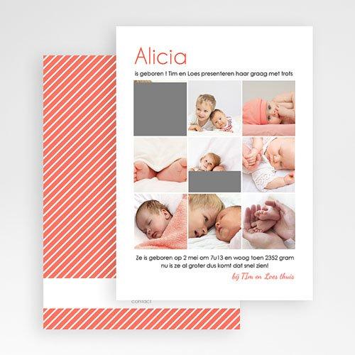 Geboortekaartje meisje - fotofreestyle 24680 thumb
