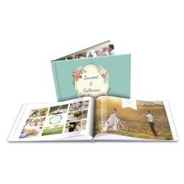 Fotoalbum Huwelijk Boheems BloemenHuwelijk