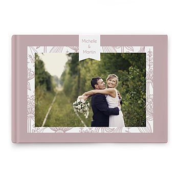 Panoramafotoboeken A4 Liggend Formaat - Mariage Royal - 1