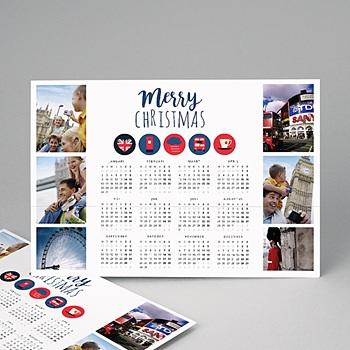 Kalender Jaarplanner 2020 - Calendrier Anglais - 1