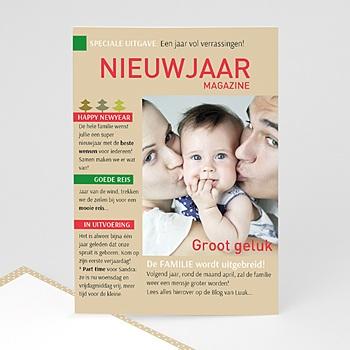 Kerstkaarten 2018 - Jaarblad - 1