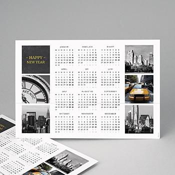 Kalender Jaarplanner 2020 - Autour du monde - 1