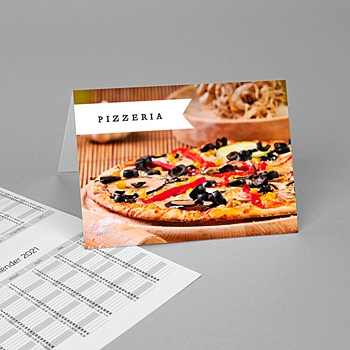 Zakkalender 2020 - Pizza - 1