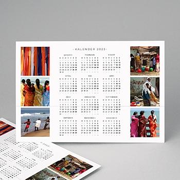 Kalender voor bedrijven - Autour du monde - 1