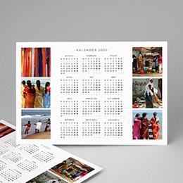 Professionele kalender - Autour du monde - 1