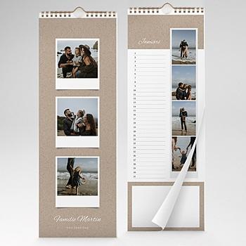 Eeuwigdurende Kalender 2020 - Effet Kraft - 1
