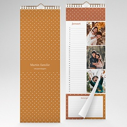 Kalender Loisirs Ontelbare bolletjes