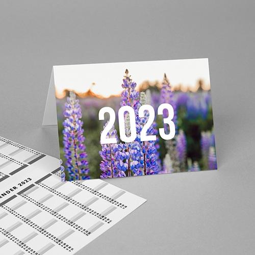 Zakkalender 2020 Bloemist