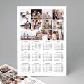 Kalender jaaroverzicht - Damier 35335 thumb