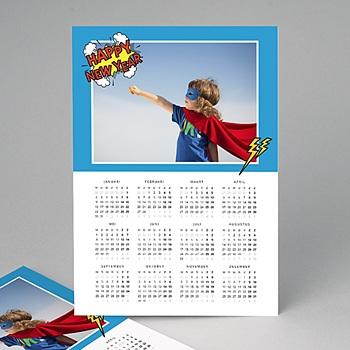 Kalender Jaarplanner 2020 - Super Année - 1
