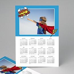 Kalender jaaroverzicht - Super Année - 1