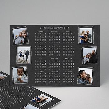 Kalender Jaarplanner 2020 - Tableau-photo - 1
