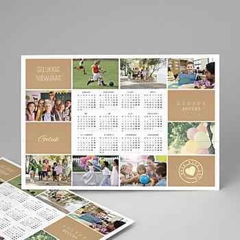 Kalender Jaarplanner 2020 - Diaporama annuel - 1