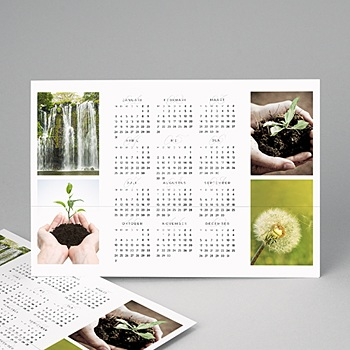 Kalender voor bedrijven - Avenir - 1