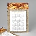 Professionele kalender Gebakken nieuwjaar