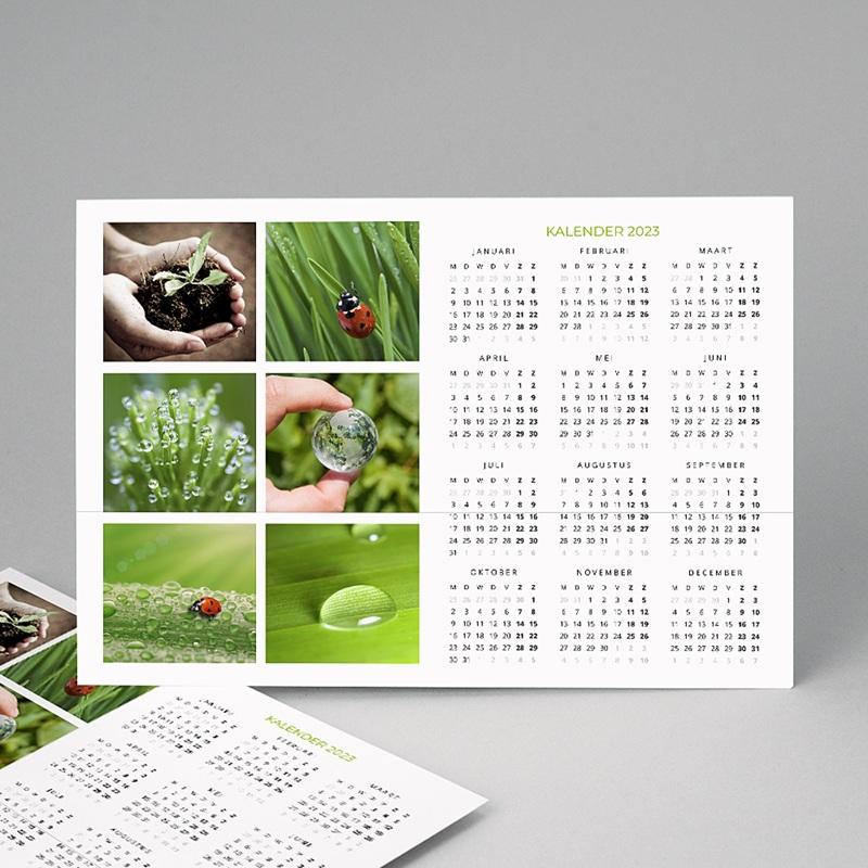 Kalender voor bedrijven Groen Jaar