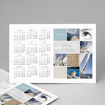 Kalender voor bedrijven 2020 - Op het nieuwe jaar - 1