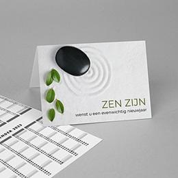Zakkalender - Année Zen - 1