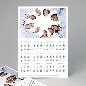 Professionele kalender - Pro Horizontal - 1
