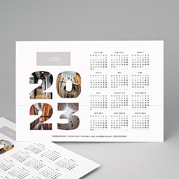 Kalender voor bedrijven 2020 - Pro Chiffres - 1
