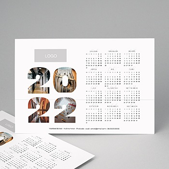 Professionele kalender - Pro Chiffres - 1