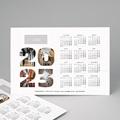 Professionele kalender Cijfers