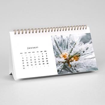 Kalender voor bedrijven 2020 - Givre - 1
