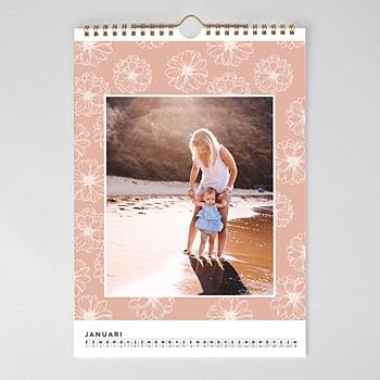 Muurkalender 2020 - Esprit floral - 1