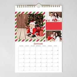 Personaliseerbare kalenders 2018 - Familiekalender - 1