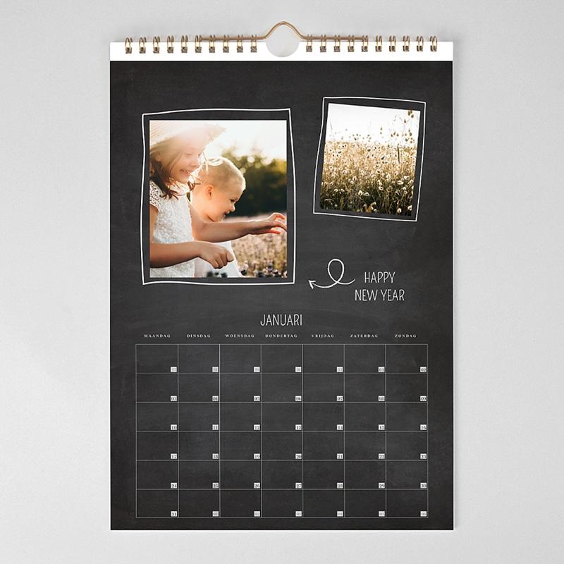 Personaliseerbare kalenders 2019 - Een schone lei 35698 thumb