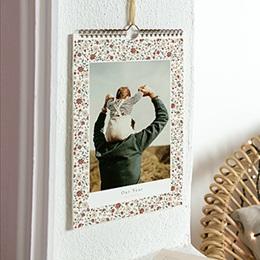 Personaliseerbare kalenders - Bloemrijk jaar - 1