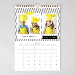 Personaliseerbare kalenders - Popkalender - 1
