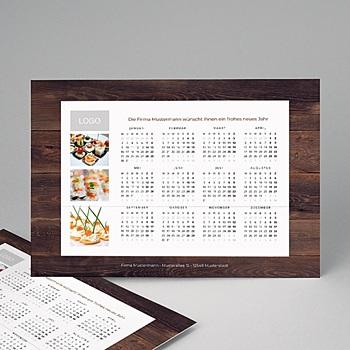 Kalender voor bedrijven 2020 - Boiserie - 1