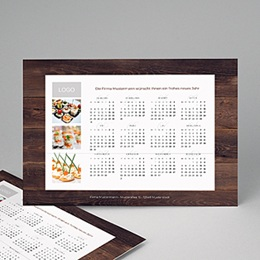 Professionele kalender - Boiserie - 1