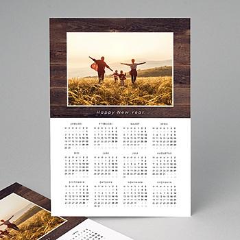 Kalender Jaarplanner 2020 - Boiserie - 1