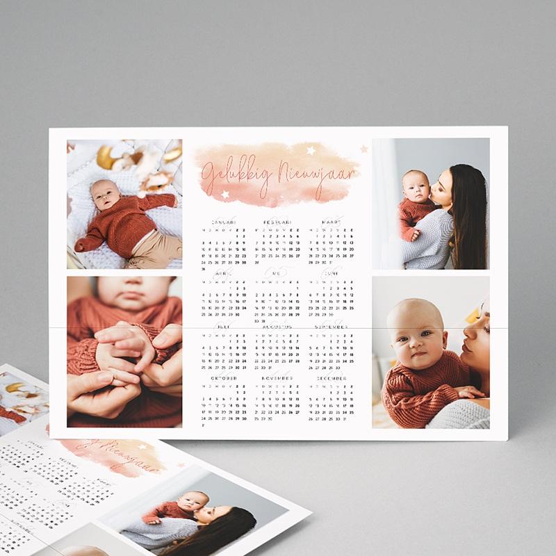 Kalender jaaroverzicht - Beste kerstherinnering 35822 thumb