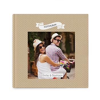 Fotoboeken Vierkant 20x20 cm - Scrapalbum - 1