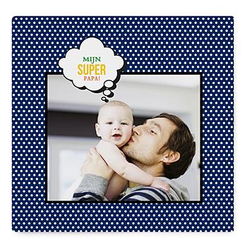 Fotoboeken Vierkant 30x30 cm - Vaderdag album - 1
