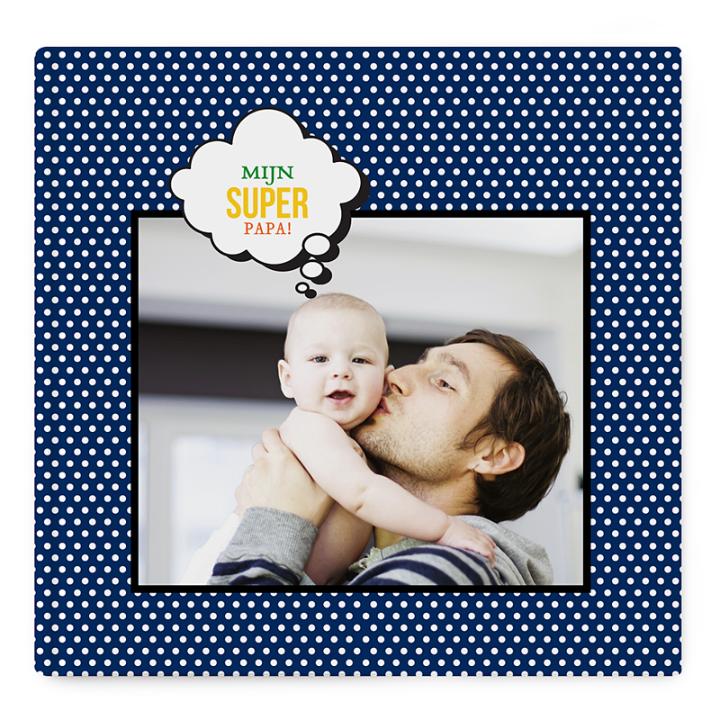 Fotoabum vierkant 30x30 cm - Vaderdag album 35914 thumb
