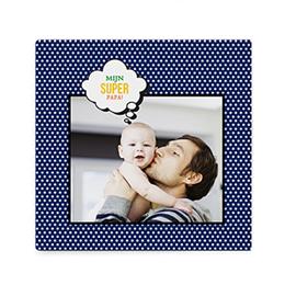 Fotoabum vierkant 20x20 cm - Vaderdag album - 1
