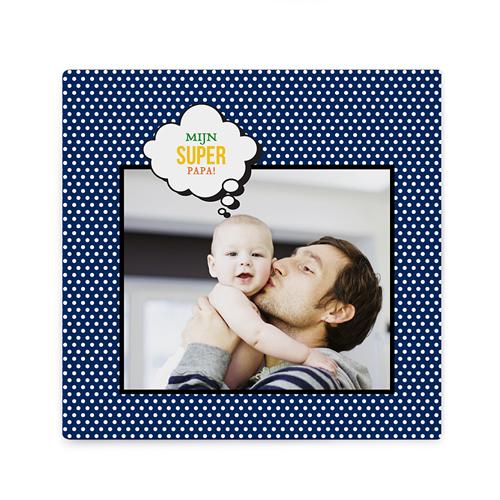 Fotoabum vierkant 20x20 cm - Vaderdag album 35928 thumb