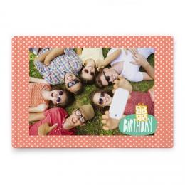 Fotoalbum - kleurrijk fotoalbum - 1
