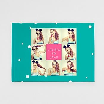 Panoramafotoboeken A4 Liggend Formaat - Verjaaralbum - 1