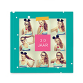 Fotoabum vierkant 20x20 cm - Verjaaralbum 36096 thumb