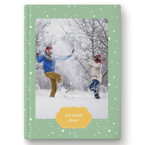Fotoalbum A4 staand - Familiealbum 36102 thumb