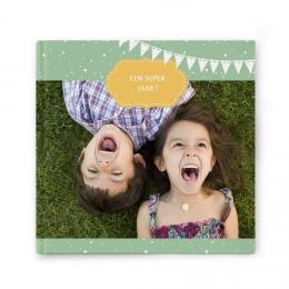 Fotoabum vierkant 20x20 cm - Familiealbum - 1