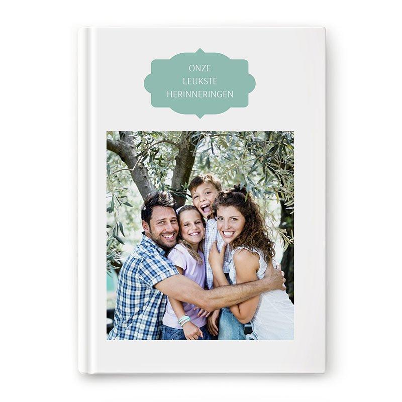 Fotoalbum A4 staand - Stralend wit 36106 thumb