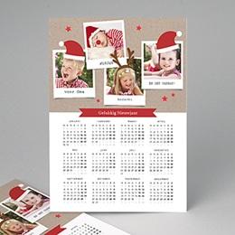 Kalender jaaroverzicht - Noel Magique - 0
